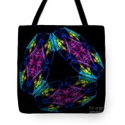 The Cube 6 Tote Bag