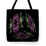 The Cube 7 Tote Bag