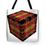 The Cube 8 Tote Bag