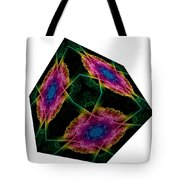 The Cube 9 Tote Bag