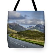 The Cuillin Mountains Of Skye 2 Tote Bag
