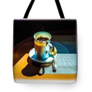 The Cup Of Black Coffee 1 Tote Bag