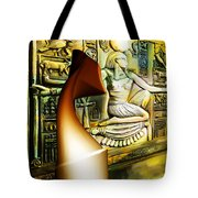 The Curious Tote Bag