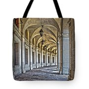 The Curve In Color Tote Bag