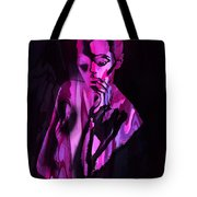 The Cyber Woman Tote Bag