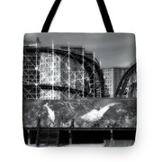 The Cyclone Tote Bag by Jeff Breiman