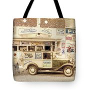 The Daily Delivery Tote Bag