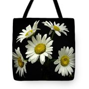 The Daisy Five  Tote Bag