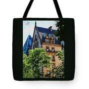 The Dakota, New York City Tote Bag