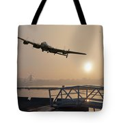 The Dambusters - Last One Home Tote Bag
