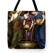 The Danaides Tote Bag