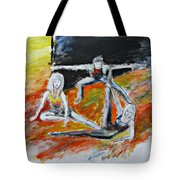 The Dance Audition Tote Bag