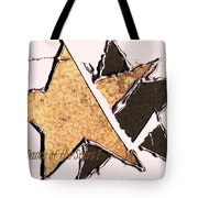 The Dance Of The Stars Tote Bag