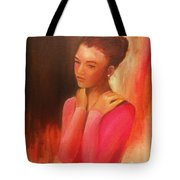 The Dance Recital Tote Bag