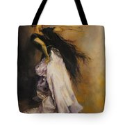 The Dancer Tote Bag