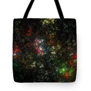 The Dark Side Of Monet Tote Bag
