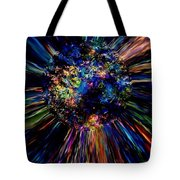 The Dark Side Of The Moon One Tote Bag