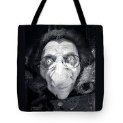 The Dark Ugly Witch Tote Bag