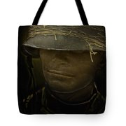 The Darkness Of War Tote Bag