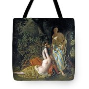 The Daughters Of El Cid Tote Bag