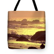 The Dawn Is Breaking  Tote Bag