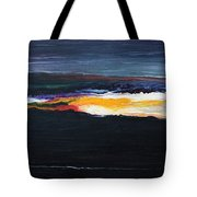 The Dawn Of Creation Tote Bag