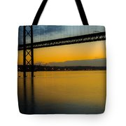 The Dawn Of Day II Tote Bag