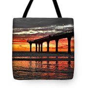The Day Has Arrived  Tote Bag