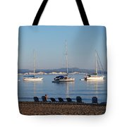 The Day Is Gone Two Tote Bag