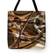 The Days Of Film Tote Bag