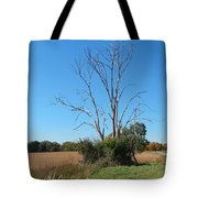 The Dead Tree Tote Bag