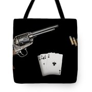 The Deadmans Hand Tote Bag