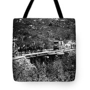The Deadwood Coach, 1889 Tote Bag