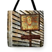 The Dealer Tote Bag