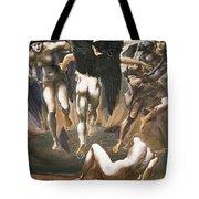 The Death Of Medusa II, 1882 Tote Bag
