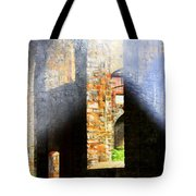 Death Of The Steel Industry Tote Bag