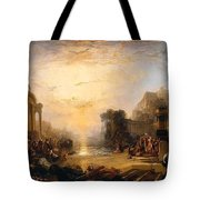 The Decline Of The Carthaginian Empire Tote Bag