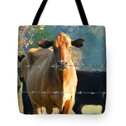 the Defiant One Tote Bag