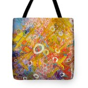 The Degrees Of Color  2 Tote Bag