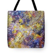 The Degrees Of Color Tote Bag