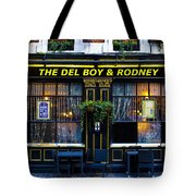 The Del Boy And Rodney Pub Tote Bag