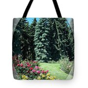 The Delicate And The Mighty Tote Bag