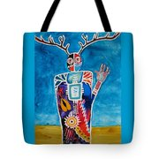 The Desert Is Calling You Tote Bag