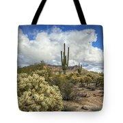 The Desert Southwest Tote Bag