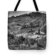 The Desert Sparkles Tote Bag