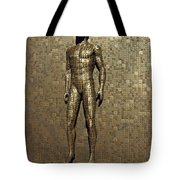 The Design And Construction Of Robots Tote Bag