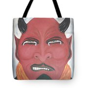 The Devil Is The Detail Tote Bag
