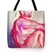 The Devil Meditates Tote Bag