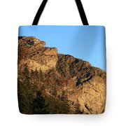 The Devil's Courthouse - Blue Ridge Parkway Tote Bag