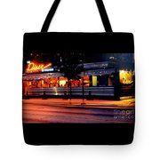 The Diner On Sycamore Tote Bag